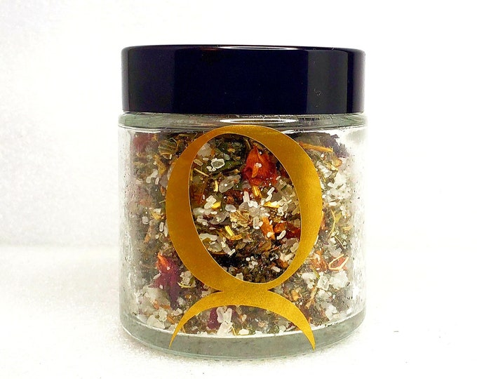 Featured listing image: Herbal Zodiac Tea Bath Taurus Blend Organic Vegan