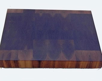 Black Walnut Butcher Block cutting board