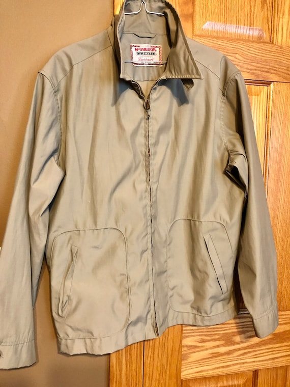 Vintage McGregor Drizzler Men's Jacket.