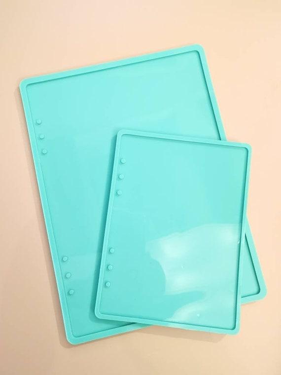 Refloxy Silicone Mold Stampo in resina fai-da-te A5 / A4 Notebook Cover /Notebook Silicone Mold