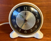 Vintage Smiths Sectric Alarm Clock. Smiths Callboy 5 Alarm Clock