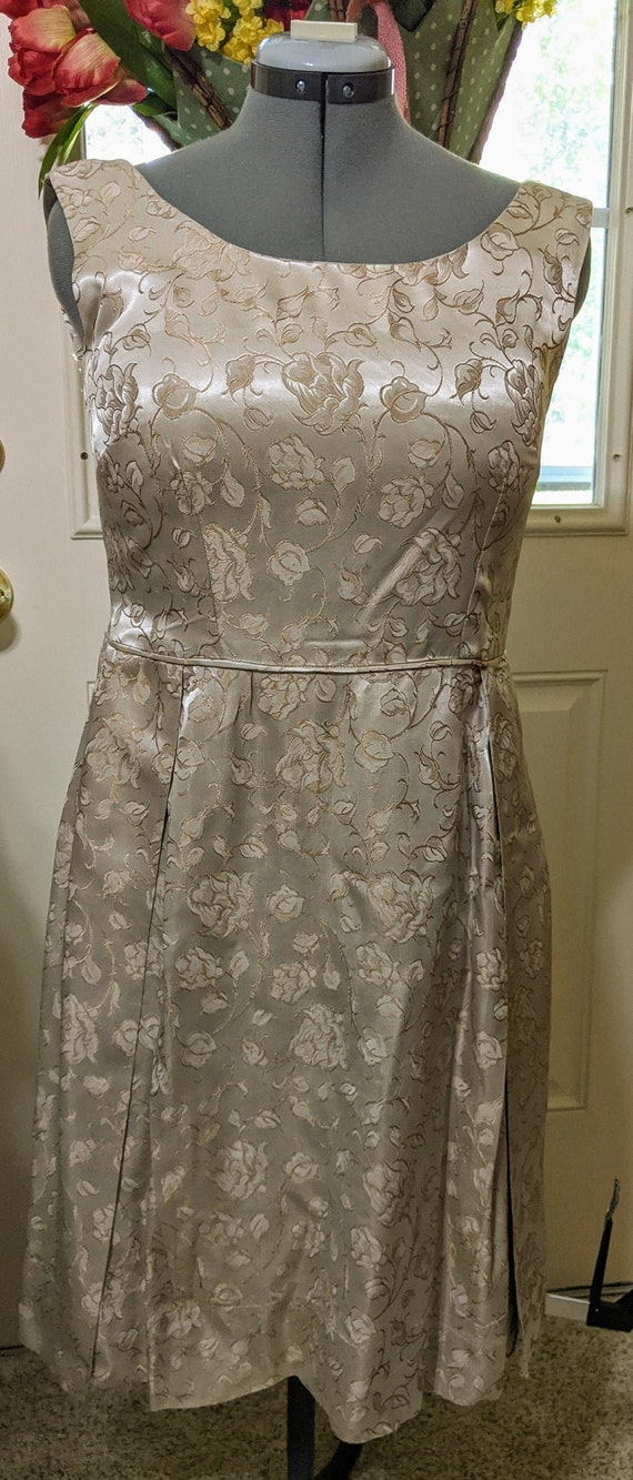 Vintage 1960s Cocktail dress