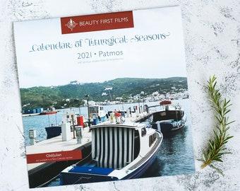 2021 OLD Calendar of Liturgical Seasons