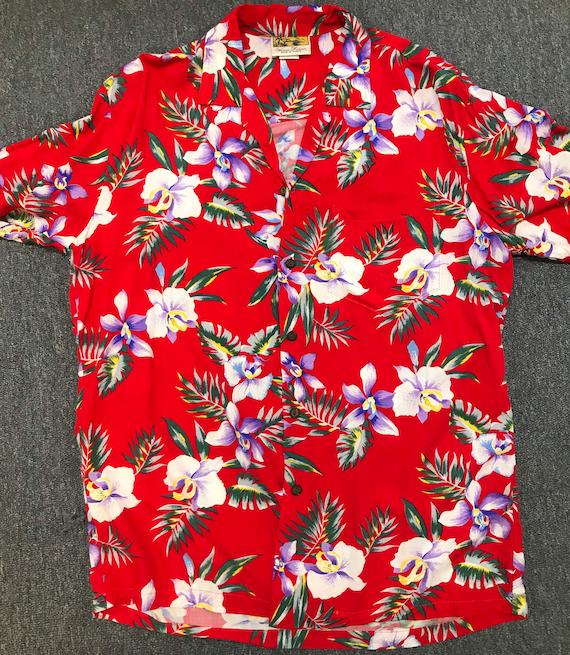 Winnie Fashions Aloha Shirt