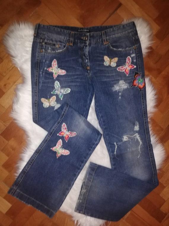 Dolce&Gabbana jeans Rare jeans Vintage jeans Handm