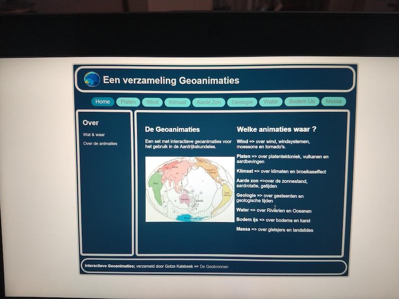 The Geoscoys Animations USB image 0