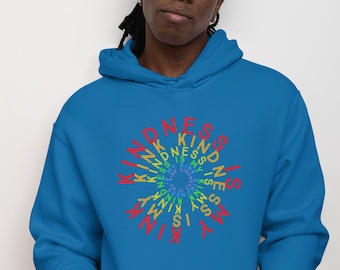 Kindness is My Kink | Be Kind Inspirational Unisex Heavy Blend Hooded