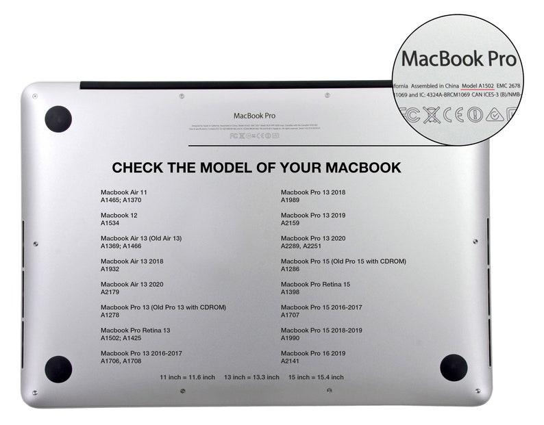 Polka Dot Macbook Pro 16 Case 13 Inch Macbook Air Case Clear Design Macbook Pro 13 Inch Case Dotted Laptop Case Macbook Pro 15 Inch MA0293