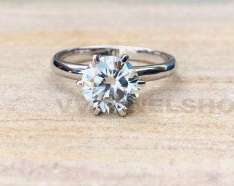 White /& Yellow Gold Rhodium Plated Ring Set Stackable Rings Delicate Charm Ring 6609 Chevron Diamond Ring Set Wonder Woman V Shape Ring