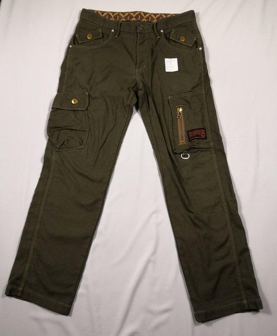 Edwin Cargo Pants Multipocket / Tactical / Militar