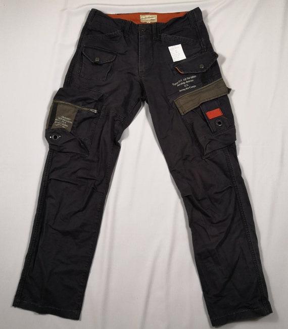 Avirex Cargo Pants Multipocket Waist 30