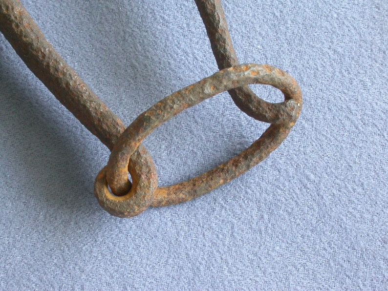 Antique Bull Nose-Ring Grips \u2013 Barn find