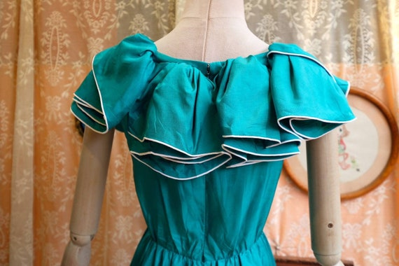 Maxi Dress Vintage Princess Dress - image 3