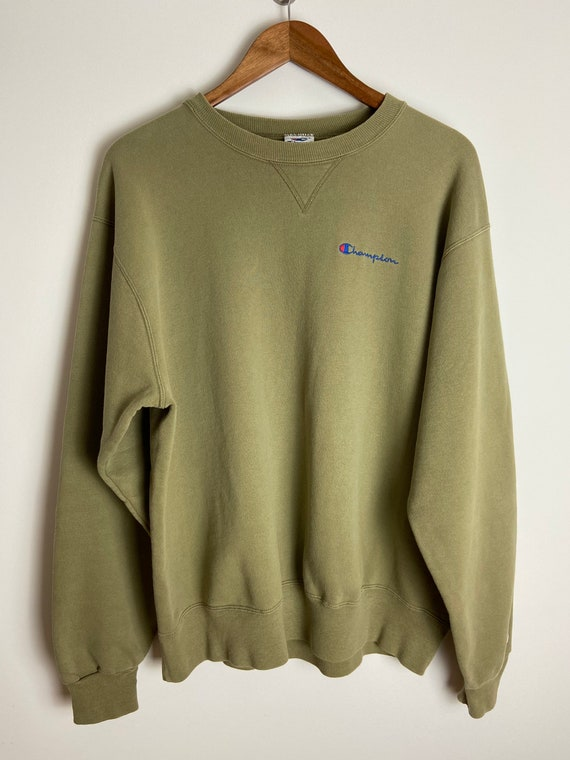 Champion crewneck sweater 90s made in Mexico