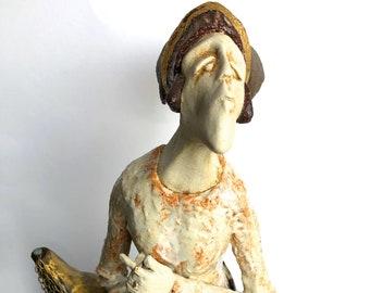 Ste. Giselle Statue