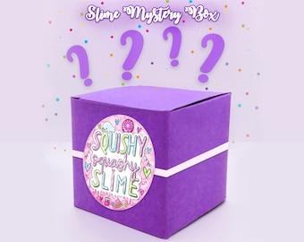 SLIME MYSTERY BOX – Random Assortment