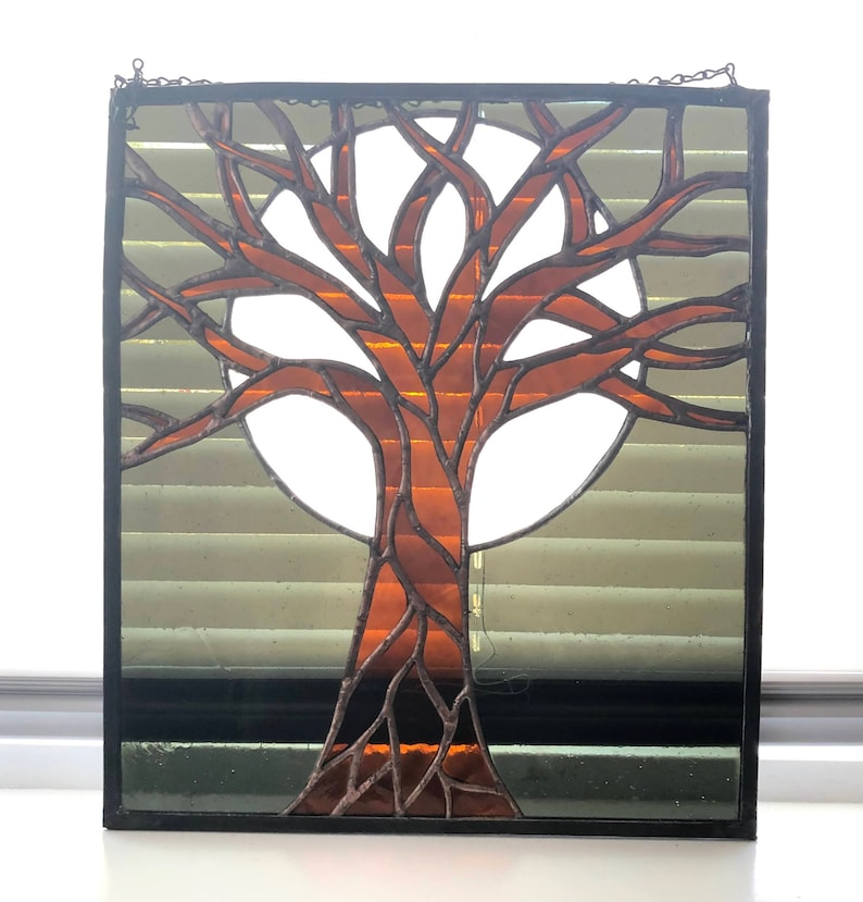 Commission Custom Stained Glass!