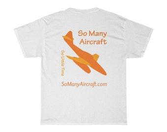 So Many Aircraft T-shirt