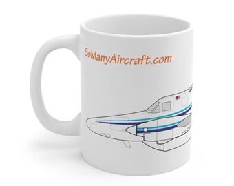 Beechcraft 99 mug