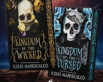 Kingdom of the Wicked & Kingdom of the cursed set