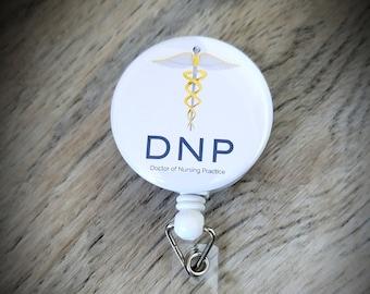 DNP Badge Reel