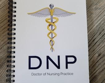 DNP Spiral Notebook