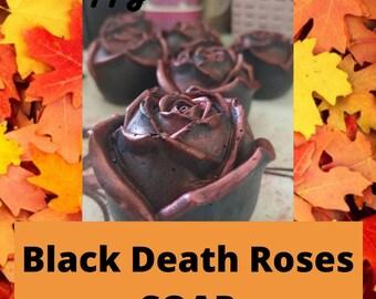 Black Death Roses Soap creedance fragrance