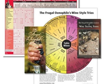 The Frugal Oenophile's Fast Track Pack