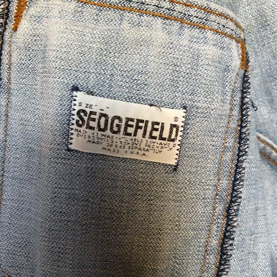 Vintage Sedgefield Denim Jacket - image 5