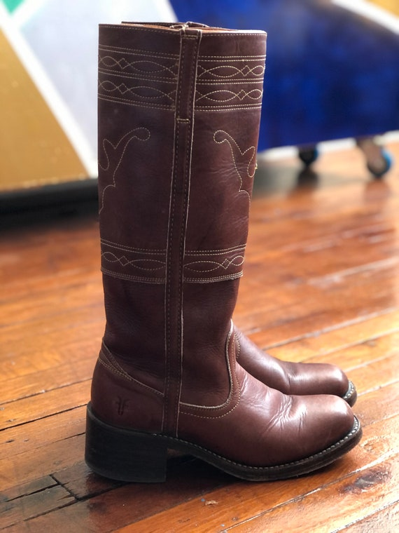 1970s FRYE Campus Boots