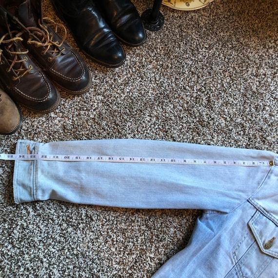 Vintage Sedgefield Denim Jacket - image 8