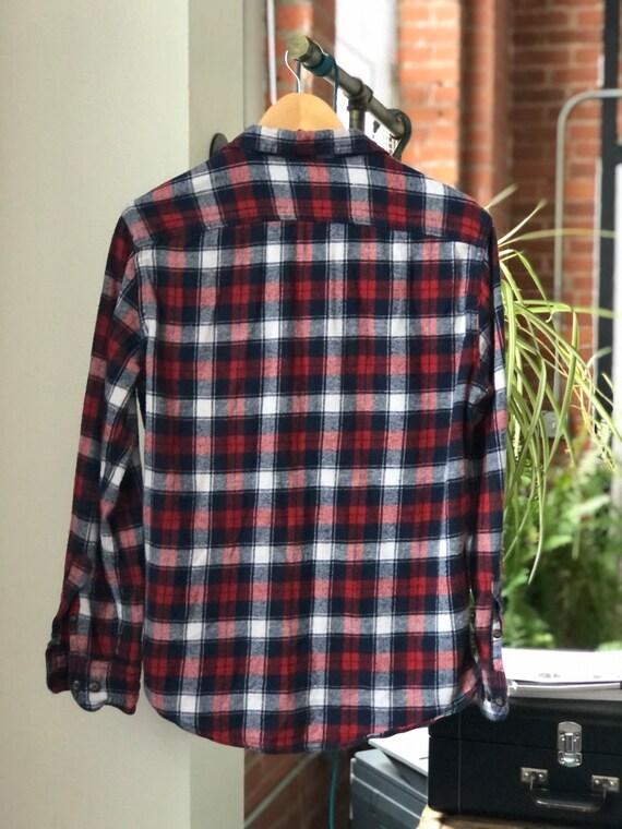 Vintage Flannel Shirt - image 2