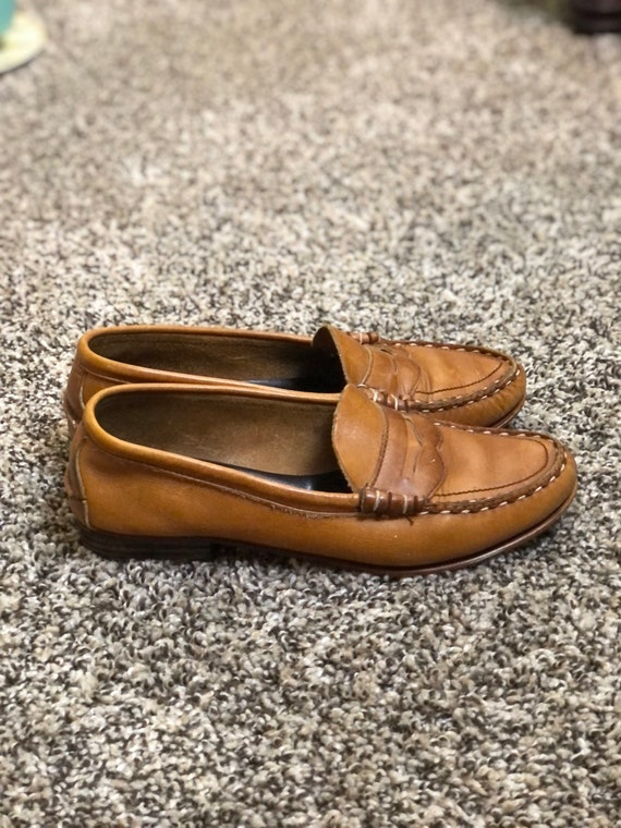 Penny Loafers, Leather Loafers, Unbranded Dexter S