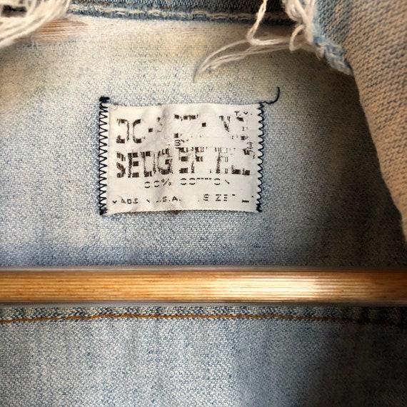 Vintage Sedgefield Denim Jacket - image 4