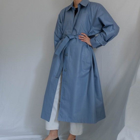 Vintage London Fog long trench coat