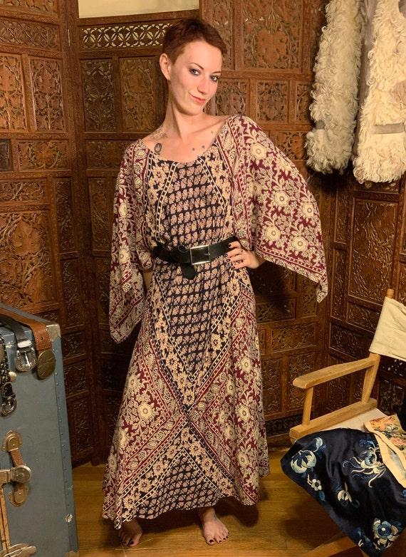 100% Indian Cotton Boho Dress