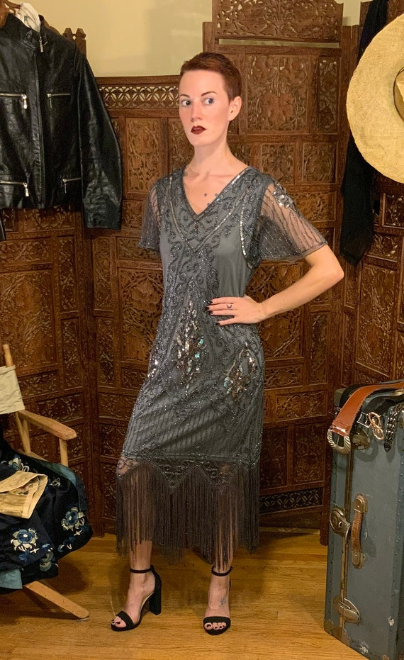00's Does 20's Flapper dress
