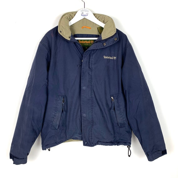 Vintage Timberland Weathergear Fleece Lined with C