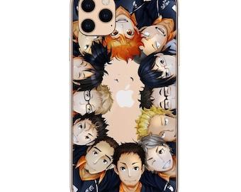 coque iphone 12 haikyuu phone