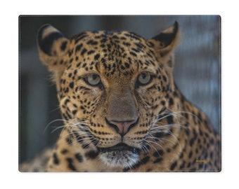 Sleek Jaguar Placemat ~ Size 18x14 ~ Place mats ~ Table Decor ~ Kids ~ Pet ~ Housewarming Gift ~ Wild Animal ~ Big Cat