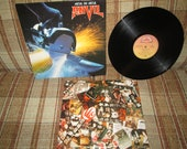 Anvil -Metal On Metal 1982 Vinyl LP on Attic Records LAT 1130 Original Canadian Import -Free US Shipping