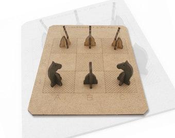 Wooden Game, The Paradox of Al Adi