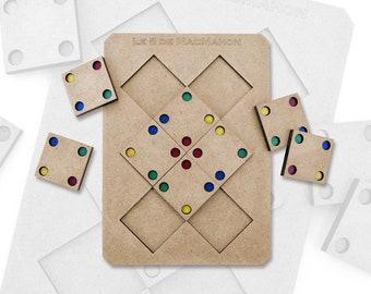 Wooden game, Mac Mahon's 8