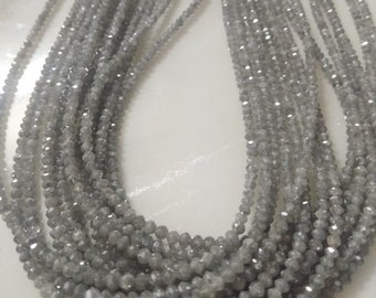 70/% OFF AAA Quality Natural Crystal Quartz Smooth Round Shape Size 4-4.50MM 15 Inch Strand Approx.