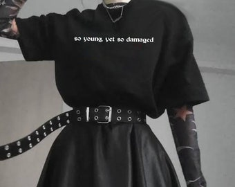Featured image of post Soft Goth Outfits 10 goth roblox clothes links