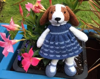 Knitted Toys - Dogs