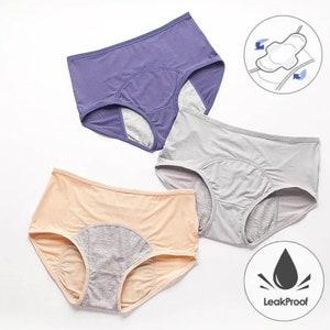 Plus Size Stretch Side Incontinence Pants Medium 4648 Hip