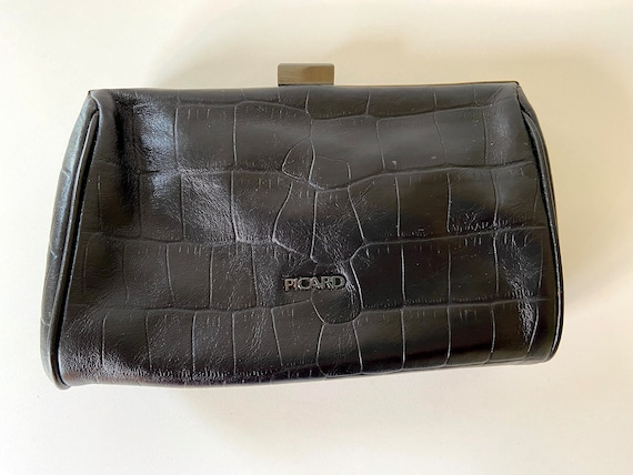 Picard small black handbag shoulder bag