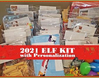 2021 Personalized Elf Kit   Elf Prop 2021 Kit   2021 Elf Antics   Elf Activities   Complete 2021 Elf Kit   Elf Accessories   Elf Props