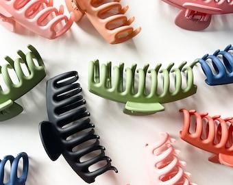 Large Hair Claws / Hair Clips / Fun Hair Accessories / Barrettes & Clips / 90's Hair accessories / Y2k